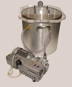 450mm-RTM-vakuum-chamber-with-pump